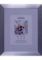 Mat Zilver 50 x 50 cm XL
